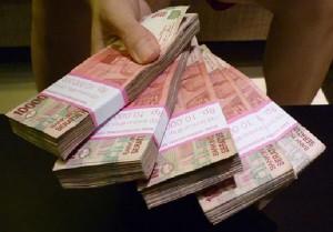 kumpulan uang indonesia