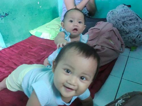 anak bayi yang paling ganteng dan menggemaskan di kota bogor indonesia