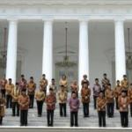 Susunan Lengkap Kabinet Presiden Joko Widodo