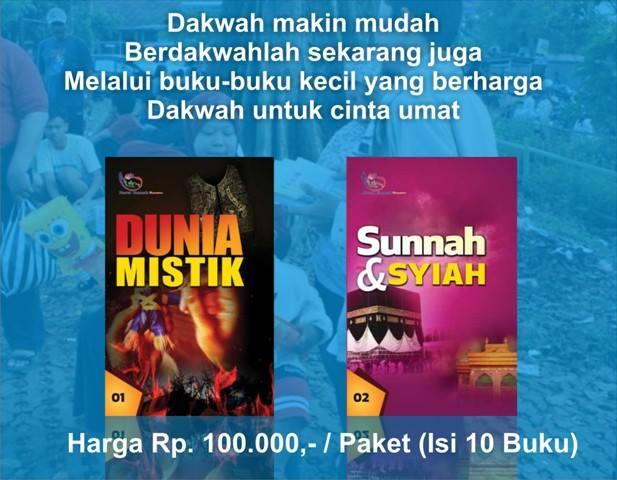 jual buku islam