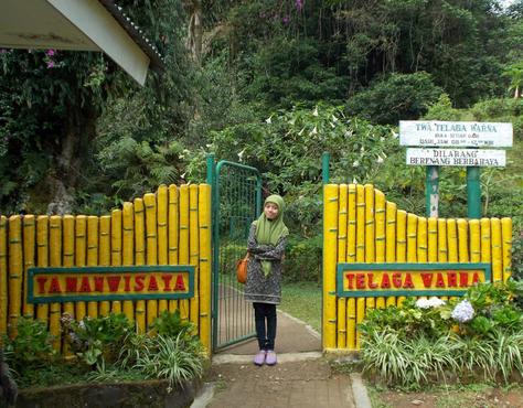 taman wisata telaga warna