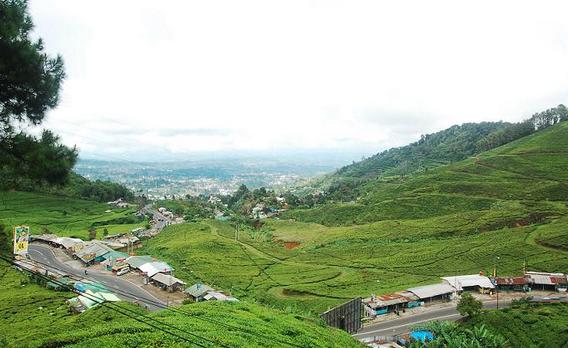 tempat rekreasi di bogor riung gunung