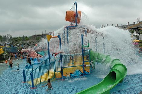 the jungle waterpark tempat rekreasi murah di bogor
