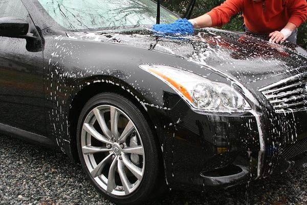 Cara Tepat Mencuci Mobil dengan Baik dan Benar