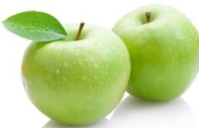 aneka-buah-apel-hijau